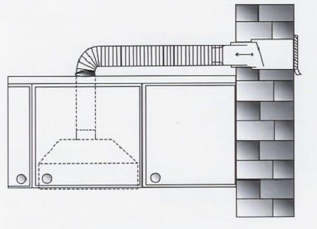 Изготовление и установка клапана – хлопушки