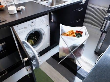 Плюсы и минусы встраиваемых стиральных машин