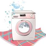почистить от накипи стиральную машину