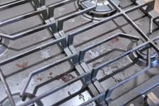 как очистить решетку от газовой плиты