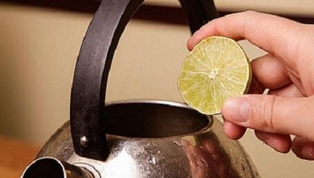 лимонная кислота против накипи