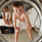 чистим стиральную машину содой