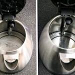 очистка чайника от накипи