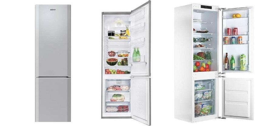 Лучшие узкие холодильники Ноу Фрост