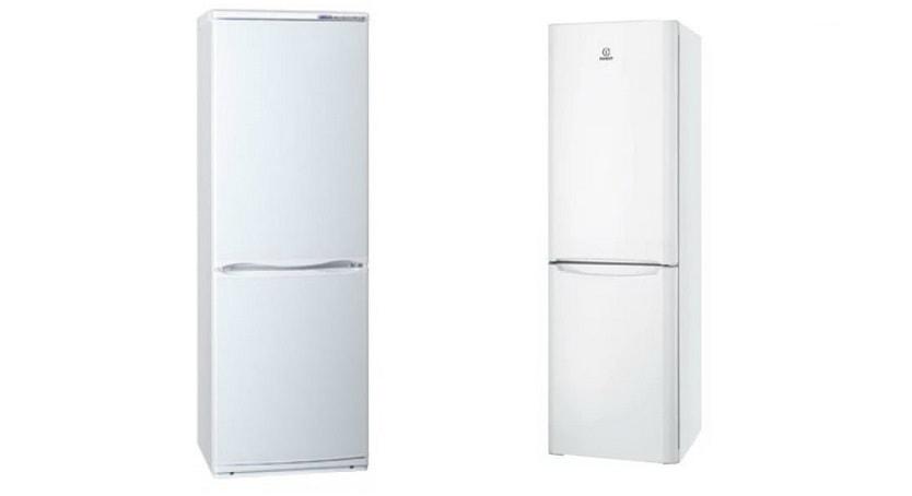 какой холодильник лучше индезит или атлант что лучше сравнение