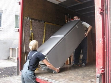 как перевезти холодильник самостоятельно