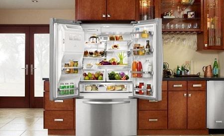 рассчитываем полезный объём холодильника