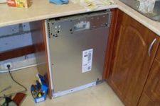 подключение посудомоечной машины своими руками