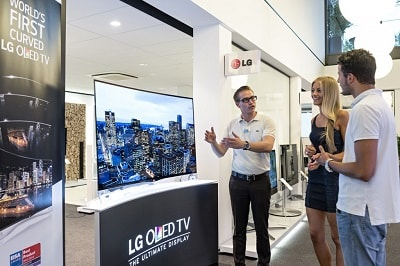 проверка телевизора перед покупкой