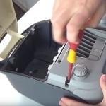 ремонтируем пылесос своими руками