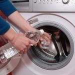 чистим стиралку уксусом
