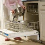 почему в посудомоечной машине не растворяется таблетка