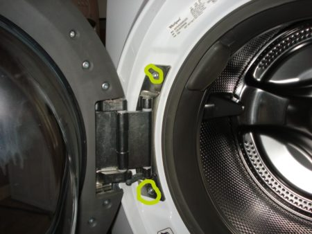 Скрип в стыках корпуса стиральной машины