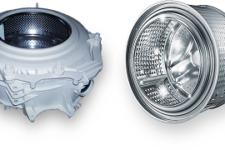 Какой барабан лучше: из нержавеющей стали или из пластика?