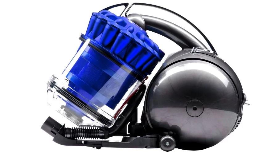 Мощный пылесос с циклонным пылесборником Dyson DC37 Allergy Musclehead