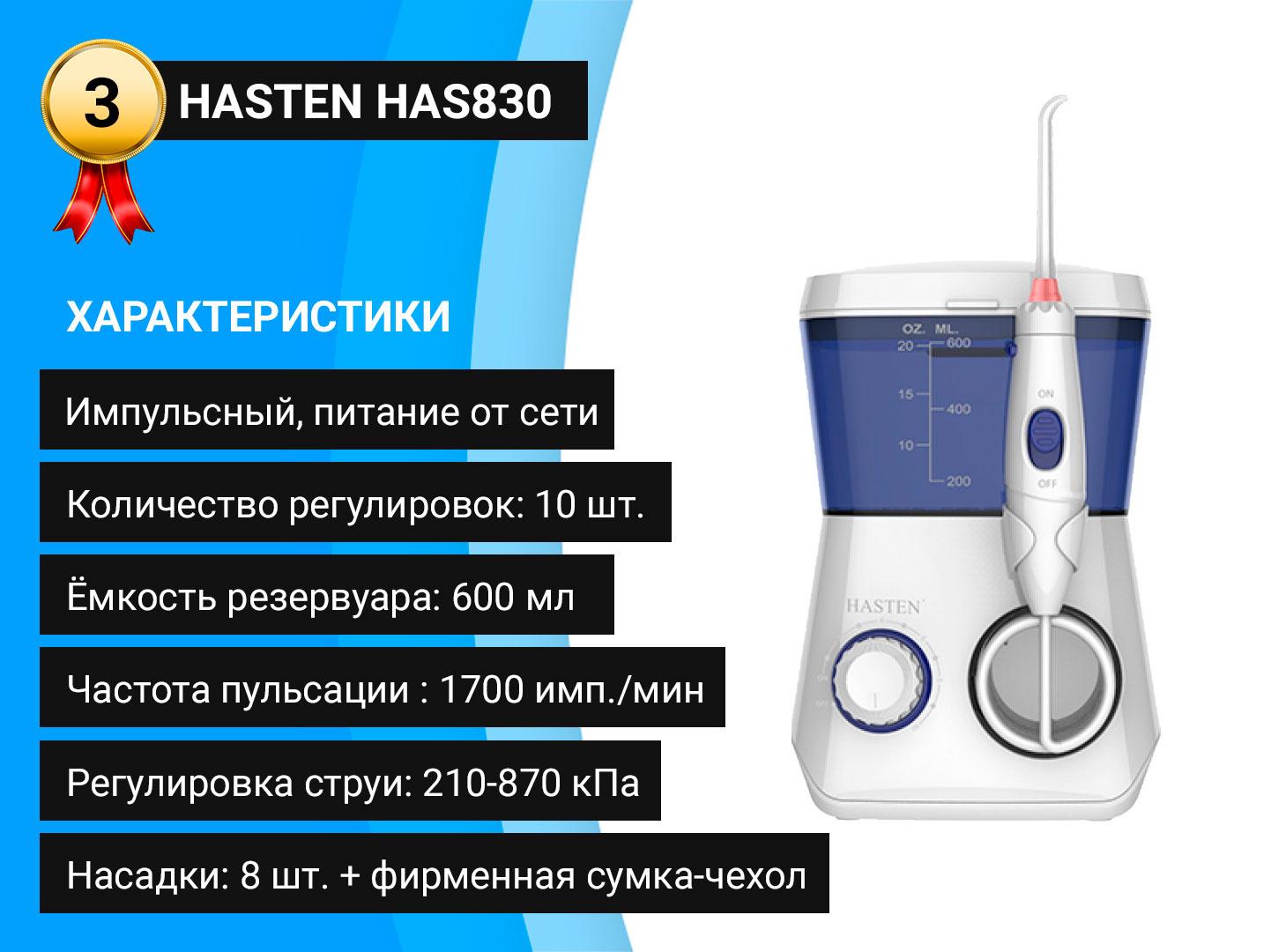 HASTEN HAS830