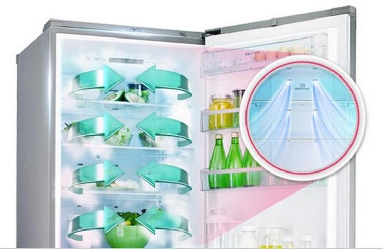"""Как ухаживать за холодильником системой """"Без инея"""""""