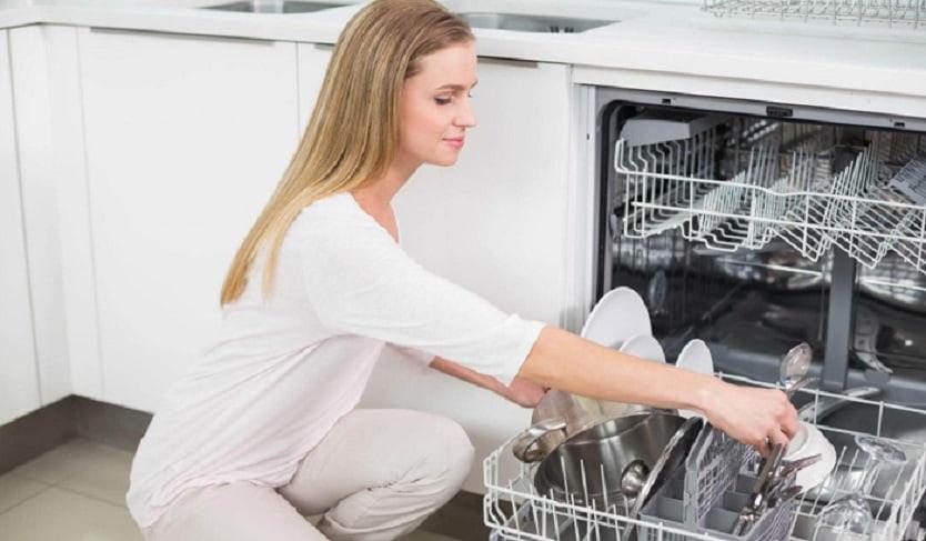 Запах из посудомоечной машины как убрать