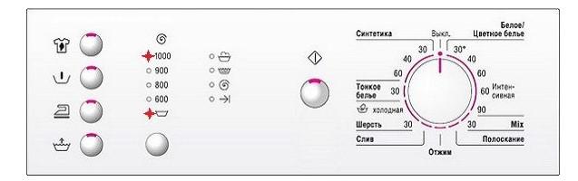 Мигают индикаторы на машинках Bosch