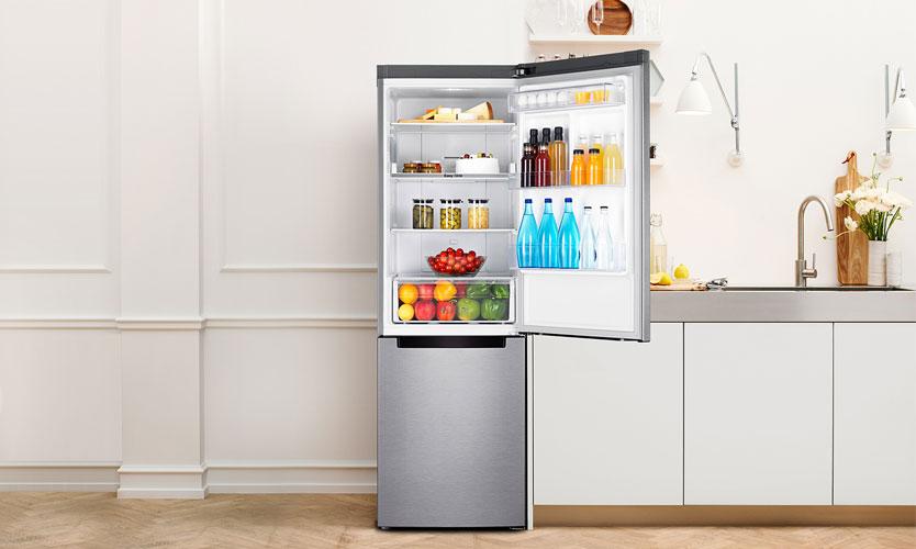 ТОП 15 лучших двухкамерных холодильников по отзывам покупателей