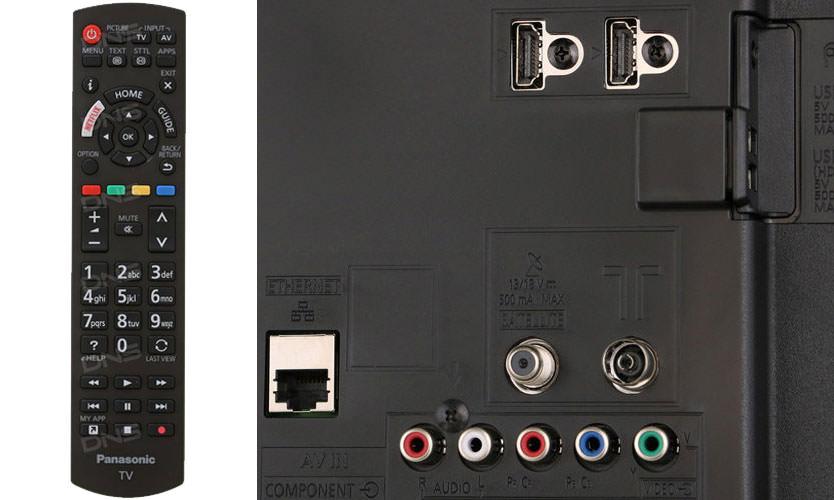 Panasonic TX-49FSR500
