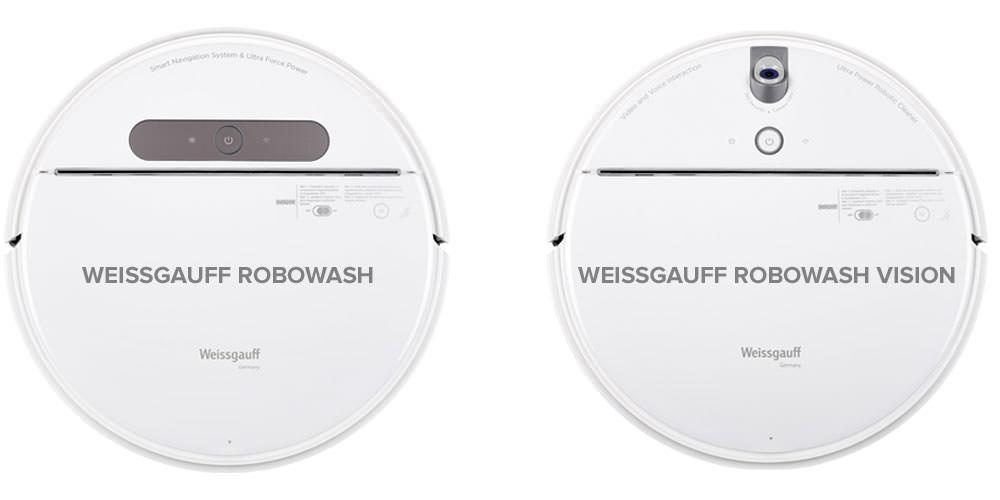 Weissgauff Robowash Vision
