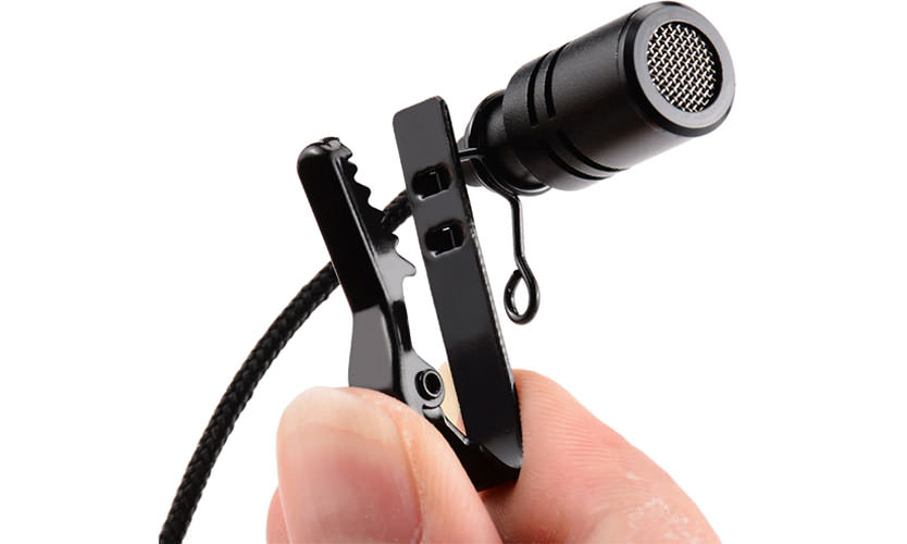 Omnidirectional Metal Mini Microphone