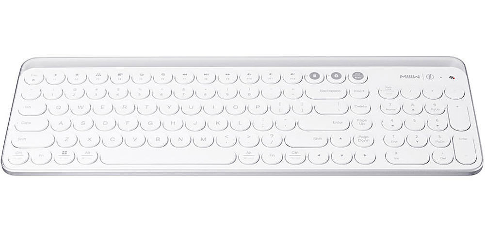 Xiaomi Miwu Keyboard White Bluetooth