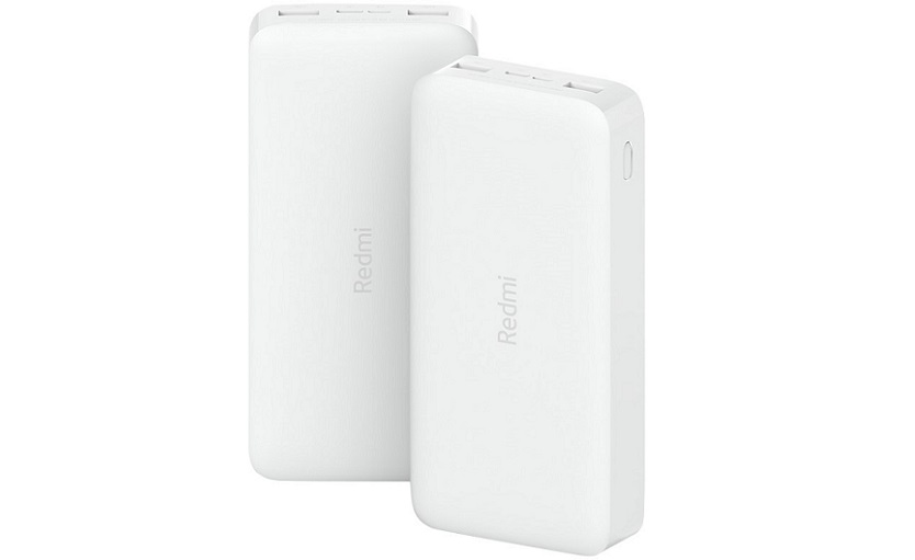 Redmi Power Bank Fast Charge 20000