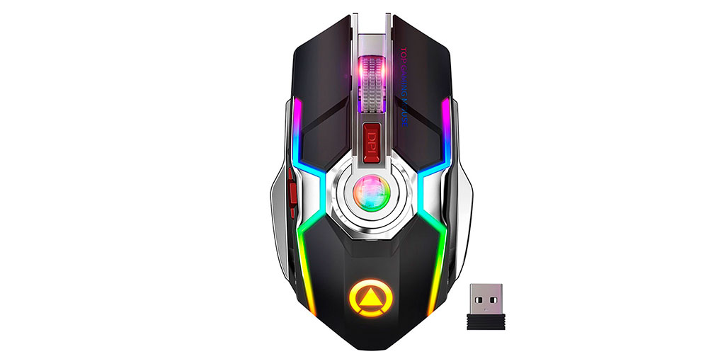 QTOBEI Wireless mouse A5