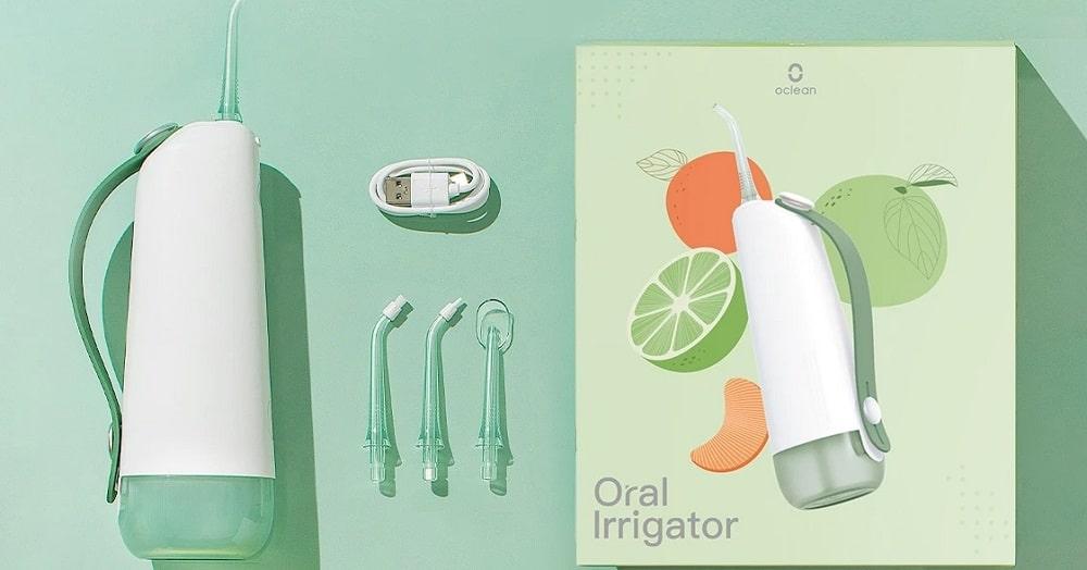 Oclean W10 Water Flosser